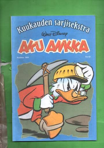 Aku Ankka - Kuukauden sarjisekstra 62 (Kesäkuu 04)