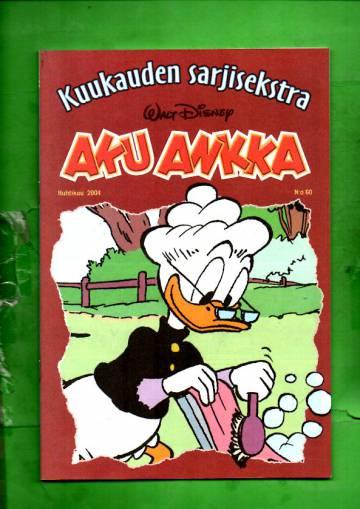 Aku Ankka - Kuukauden sarjisekstra 60: Huhtikuu 2004
