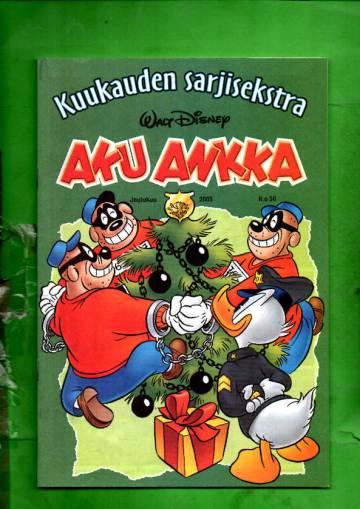 Aku Ankka - Kuukauden sarjisekstra 56: Joulukuu 2003