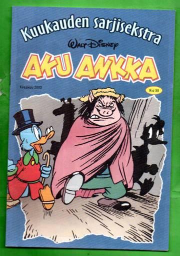 Aku Ankka - Kuukauden sarjisekstra 50 (Kesäkuu 03)
