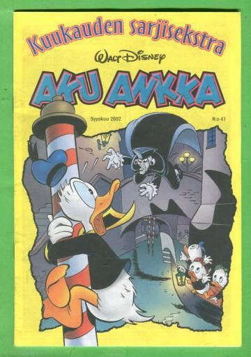 Aku Ankka - Kuukauden sarjisekstra 41: Syyskuu 2002