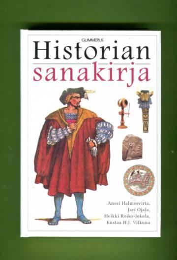 Historian sanakirja