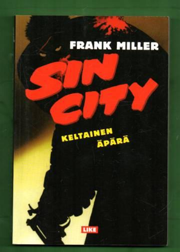 Sin City 4 - Keltainen äpärä (pokkarikoko)