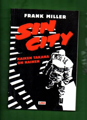 Sin City 2 - Kaiken takana on nainen (Pokkarikoko)