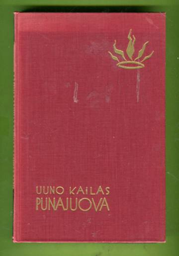 Punajuova - Kuoleman jälkeen julkaistu runokokoelma