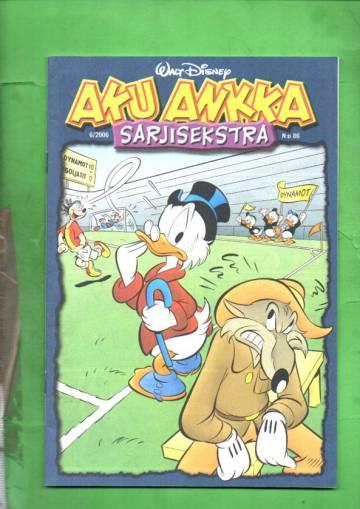 Aku Ankka - Kuukauden sarjisekstra 86/kesäkuu 06