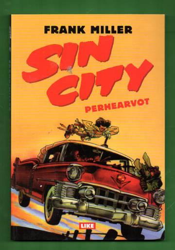 Sin City 5 - Perhearvot (pokkarikoko)