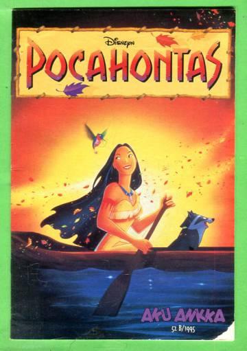 Aku Ankka 52B/95 - Pocahontas
