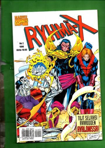 Ryhmä-X 2/96 (X-Men)