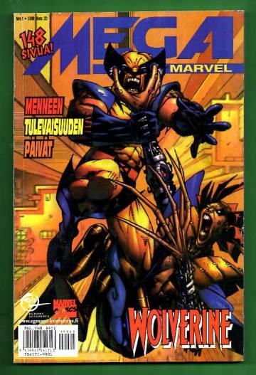 Mega-Marvel 1/99 - Wolverine