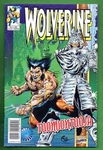 Wolverine 4/01