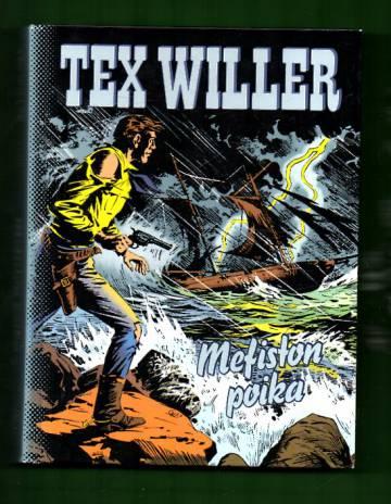 Tex Willer -kronikka 20C - Mefiston poika