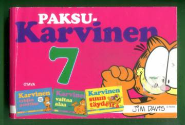 Paksu-Karvinen 7