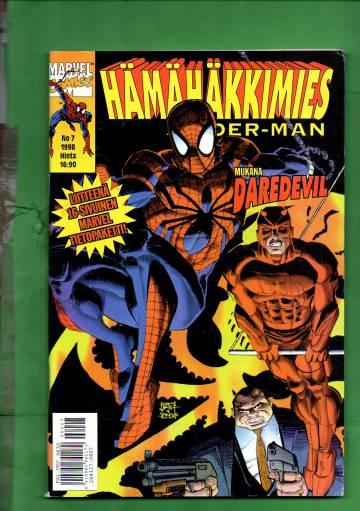 Hämähäkkimies 7/98 (Spider-Man)