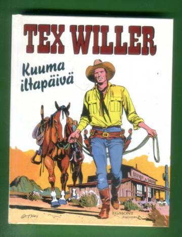 Tex Willer - Kuuma iltapäivä