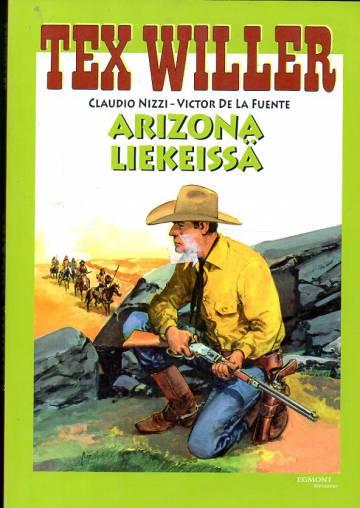 Tex Willer -suuralbumi 17 - Arizona liekeissä
