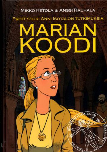 Professori Anni Isotalon tutkimuksia 1 - Marian koodi
