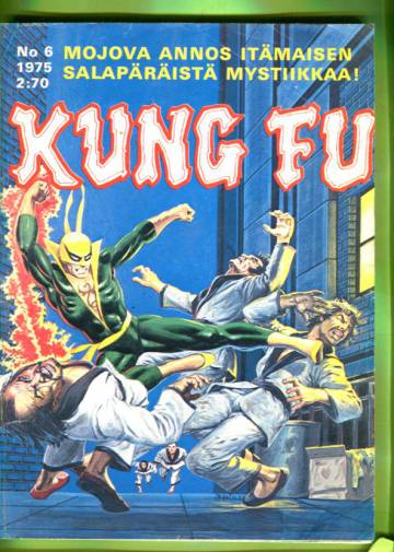 Kung Fu 6/75