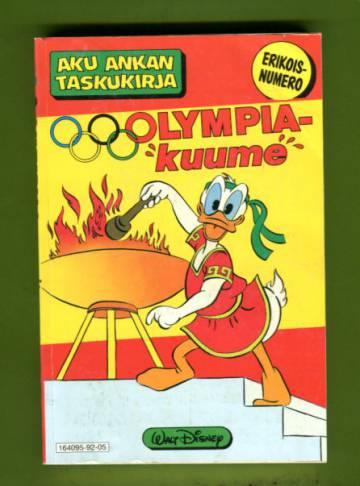 Aku Ankan taskukirja -erikoisnumero 6 - Olympiakuume