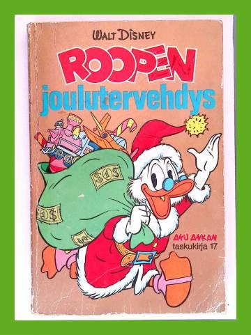 Aku Ankan taskukirja 17 - Roopen joulutervehdys (1. painos)
