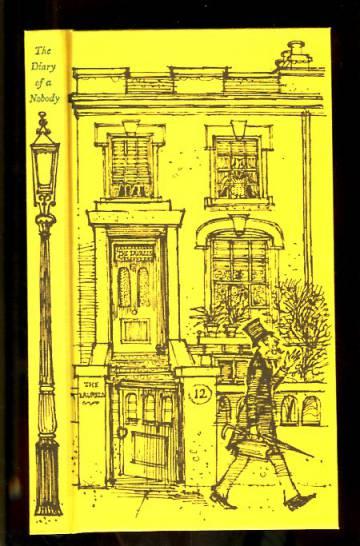 The Diary of a Nobody + säilytyskotelo