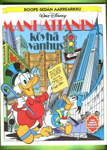 Aku Ankan parhaat 38 - Roope-sedän aarrearkku: Manhattanin köyhä vanhus