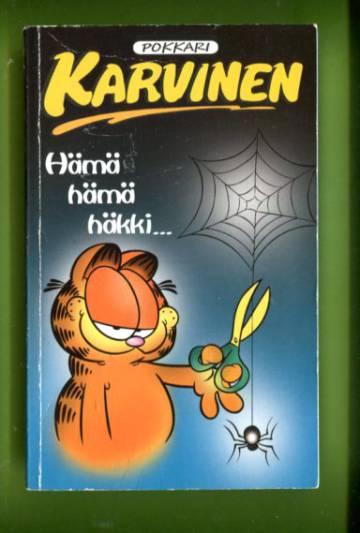Karvinen-pokkari 48 - Hämä hämä häkki...