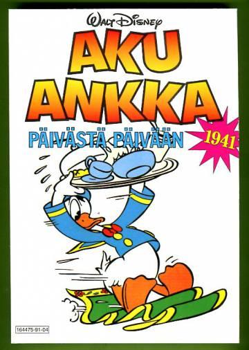 Aku Ankka - Päivästä päivään 1941