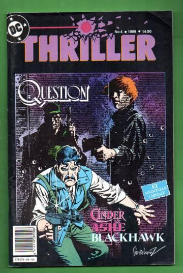 Thriller 4/89