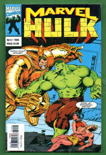 Marvel 6/95 - Hulk