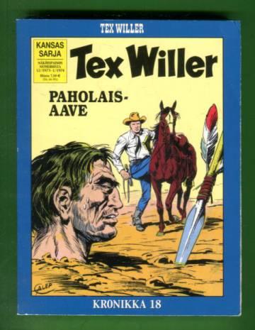 Tex Willer -kronikka 18 - Pataässä & Paholaisaave