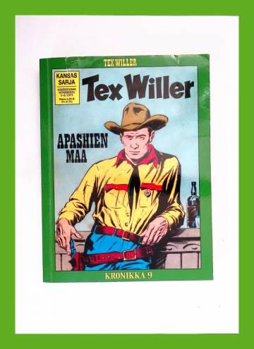 Tex Willer -kronikka 9 - Apashien maa & Goldeenan verilöyly