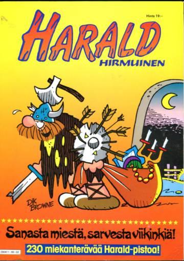 Harald Hirmuinen -albumi 2/88 - Sanasta miestä, sarvesta viikinkiä!