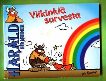 Harald Hirmuinen -minialbumi - Viikinkiä sarvesta