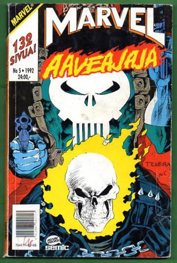 Marvel 5/92 - Aaveajaja