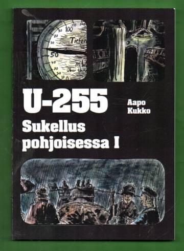 U-255 - Sukellus pohjoisessa 1