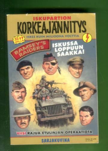 Korkeajännitys 1E/08 - Iskupartion Korkeajännitys: Iskussa loppuun saakka!