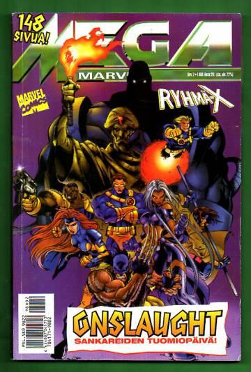 Mega-Marvel 2/98 - Ryhmä-X