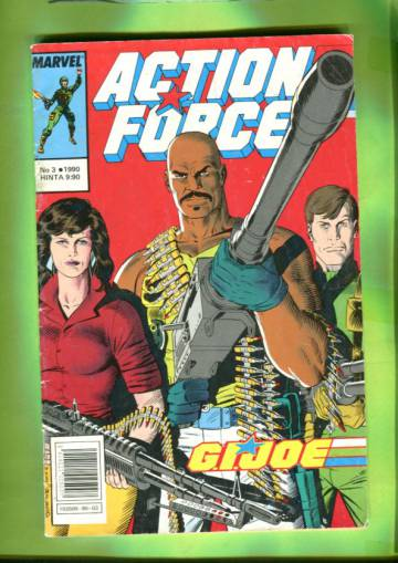 Action Force 3/90