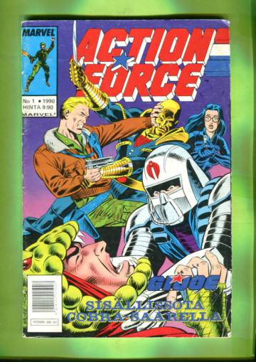 Action Force 1/90