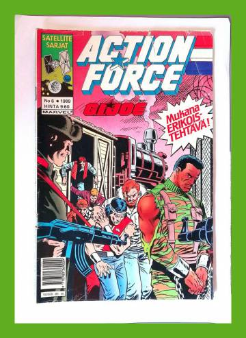 Action Force 6/89