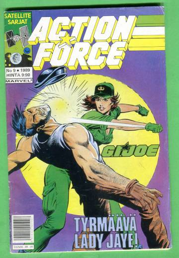 Action Force 9/89