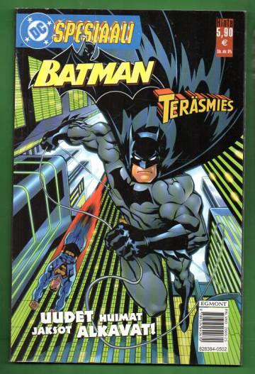 DC-spesiaali 2/05 - Batman/Teräsmies