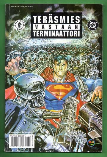 Teräsmies vastaan Terminaattori - Tulevaisuuden kuolema