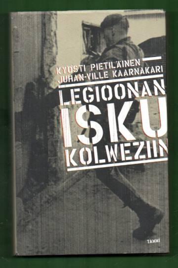 Legioonan isku Kolweziin