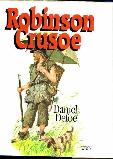 Suuri lukukirjasto 4 - Robinson Crusoe