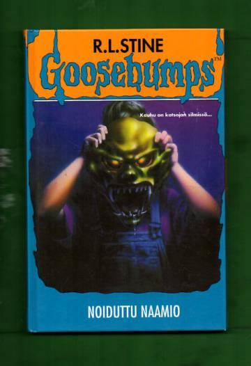 Goosebumps - Noiduttu naamio