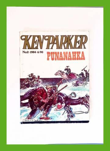 Ken Parker 2/84 - Punanahka