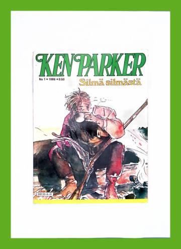 Ken Parker 1/86 - Silmä silmästä