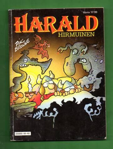 Harald Hirmuinen -sarjakirja 2/90